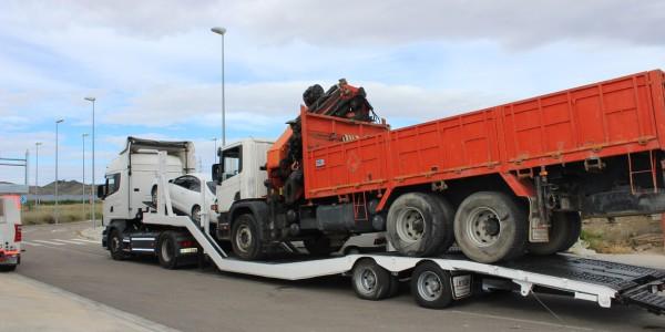 Asistencia industrial pesado (camión)