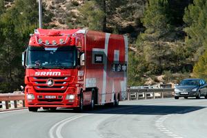 Asistencia en carretera para camiones